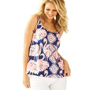 Lilly Pulitzer Solo Cosmo Tank